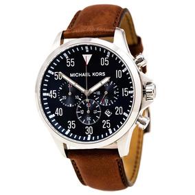 Reloj Hombre Michael Kors Gage Café Oscuro