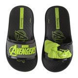 Chinelo Infantil Ipanema Avengers Hulk Slide Masculino