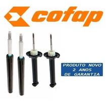Kit 4 Amortecedor Gol G3 2002 2003 Original Cofap Novo