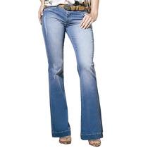 Calça Jeans Feminina Flare Slim Scalon Nataly 140017