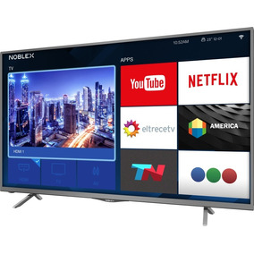 Smart Tv 43p Full Hd Noblex Netflix Youtube Quad Core
