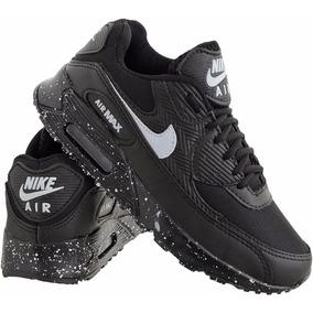 Tênis Nike Air Max 90 Essential Masculino E Feminino Peça Já 5883faab2da2f