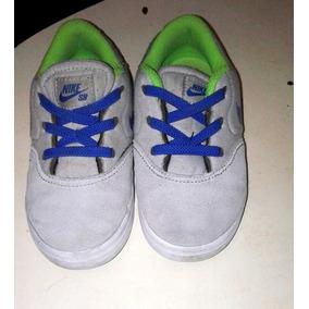 Zapatillas De Niño De Marca Talle 24 Como Nuevas $350