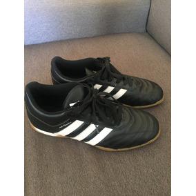 Chuteira Infantil Adidas Tam 3334 - Chuteiras para Futsal no Mercado ... 9662c4d55a4c6