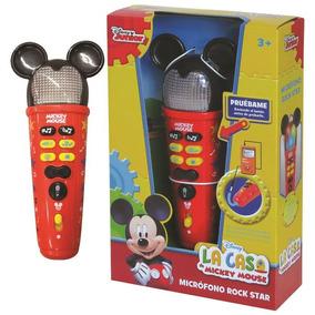 Microfono Mickey Mouse Club House