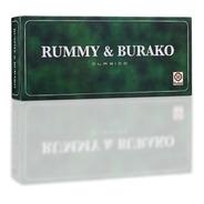 Juego De Mesa Rummy Burako Clasico Original Ruibal