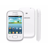 Celular Samsung Pocket Plus Branco Gt-s5301 3g Wifi Android