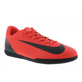 a4b30f6854 Tenis Futsal Nike Cr7 - Chuteiras Nike de Futsal Laranja no Mercado ...