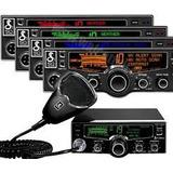 Radio Px Cobra 25 Lx, Lançamento, 4 Cores No Painel