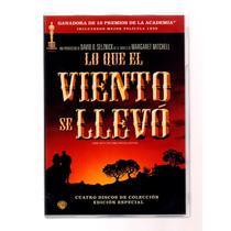 Lo Que El Viento Se Llevo Edición Especial , Pelicula En Dvd