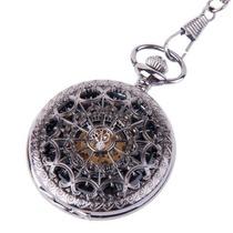 Shoppewatch Pwmsk18 Esqueleto Patrón Web Del Reloj De Bolsi