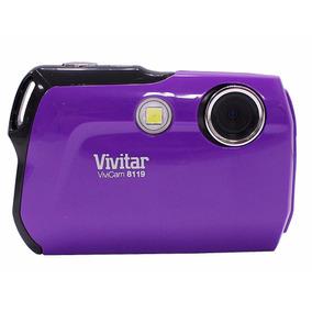 Camara Digital Vivitar V8119 8 Mp Lcd Hd Zoom Flash Auto