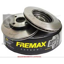 Par Disco De Freio Dianteiro Fremax Ecosport 1.6 Manual