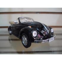 Volkswagen Beetle Convertible - Welly - 1/24