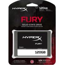 Ssd Kingston Hyperx Fury 120gb - Shfs37a/120g