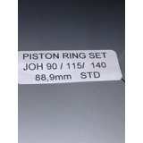 Jogo Anéis Motor Johnson Evinrude 90 115 3,5 Std Ate 1995
