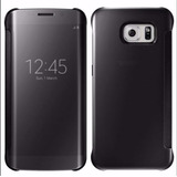 Samsung Galaxy Clear View Flip Cover Case De Espejo