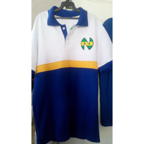 Playera Niupi Supercampeones J Exclusiva Tipo Polo 8d03937f2c060