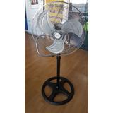 Ventilador De Pie/pared Industrial 3 Velocidades 65w 50-60hz