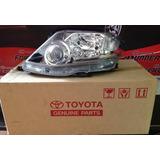 Faro Izquierdo Toyota Fortuner 2012 2013 2014 2015 Original