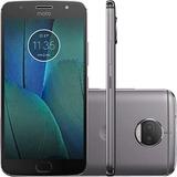 Smartphone Motorola Moto G5s Plus Dtv Platinium 5,5 Android