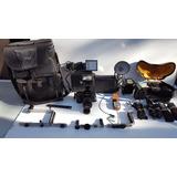 Camara Nikon D90 Y Falsh Nikon Sb 25 + Multibliz Report