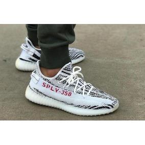 Zapatillas Yeezy Boost Zebra Talla 41 Al 44 En Stock