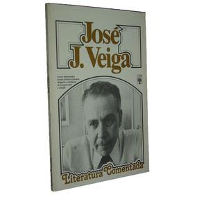 Jose J. Veiga Literatura Comentada Abril Livro -