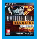 Battlefield Hardline Deluxe Edition Ps3 Digital