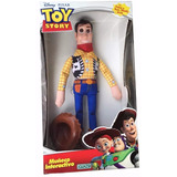 Muñeco Woody -toy Story- Interactivo