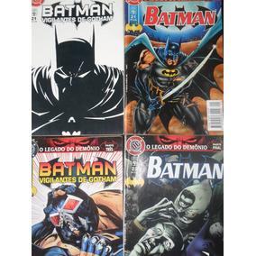 Batman O Legado Do Demônio Saga Completa