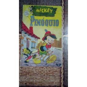 Mickey Nº 04 Janeiro De 1953 Original Com Detalhes Leia Desc