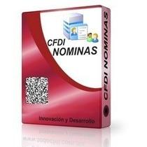 Cfdi Nominas 50 Timbres +programa Gratis Factura Electronica