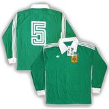 Camiseta Buzo Retro #5 Fillol Argentina Mundial 1978 Arquero