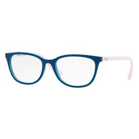 Óculos De Grau Vogue Vo5192l 2593 53 Azul Escuro rosa ead7f1c8e8