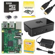 Canakit Raspberry Pi 3 B Edicion 32 Gb Robotica Electronica