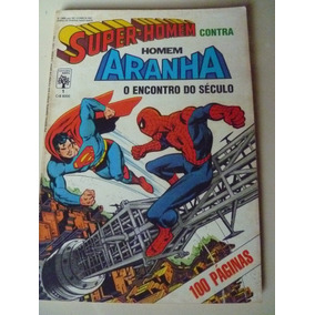 Super Homem Contra Homem Aranha O Encontro Do Século Ótimo!