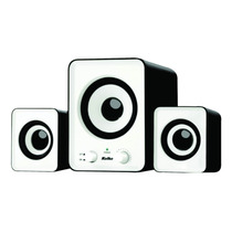 Parlantes Usb Multimedia2.1 P/ Pc Kpc046 Kolke