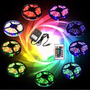 Cinta Led Luces 5 Metros Control + Pack Completo