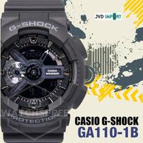 Reloj Casio G-shock Ga-110-1b - 100% Original En Caja