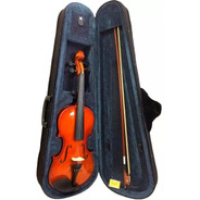 Violino Acústico Vivace Mozart Mo44 Com Case 4/4