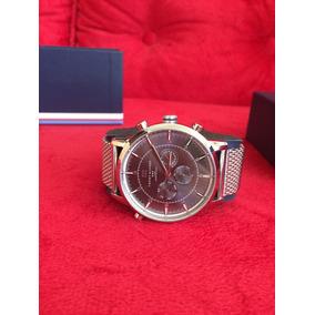 a566457c258 Relógio Tommy Hilfiger 1790877 Aço Inoxidável Masculino - Relógios ...