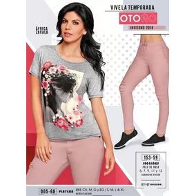 Jeggins/pantalon Palo De Rosa Cklass 153-59