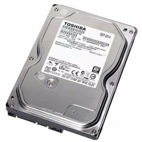 Disco Duro 1 Tb Tera Interno Pc Sata Toshiba Nuevo