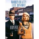 Dvd Bonnie & Clyde - Warren Beatty, Faye Dunaway