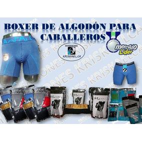 Boxer Liga Gruesa Caballro Algodon C.k *somos Tienda Física*
