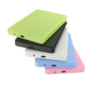 Case Carry Externo Notebook 2.5 Usb 2.0 Disco Sata