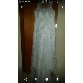 Vestido Noiva M E Plus Size