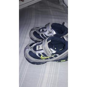 Zapatillas Nike Niño Originales Nro 19