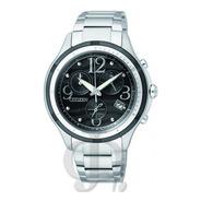 Reloj Citizen Dama Acero Fb1376-54e Wr50 Eco Drive Promo